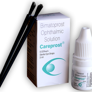 Careprost With Brush Eye Drops