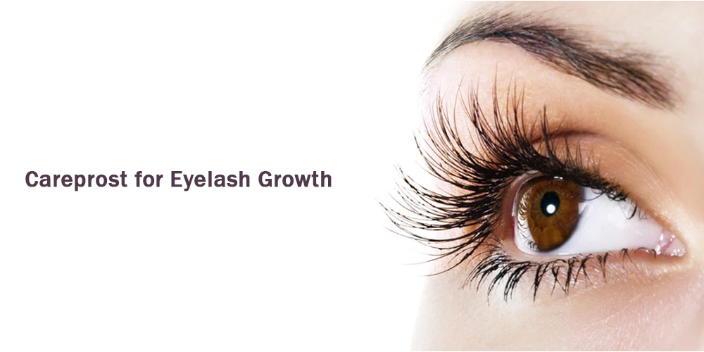 Careprost for Eyelash Growth